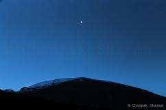 Night View, Thangu Valley
