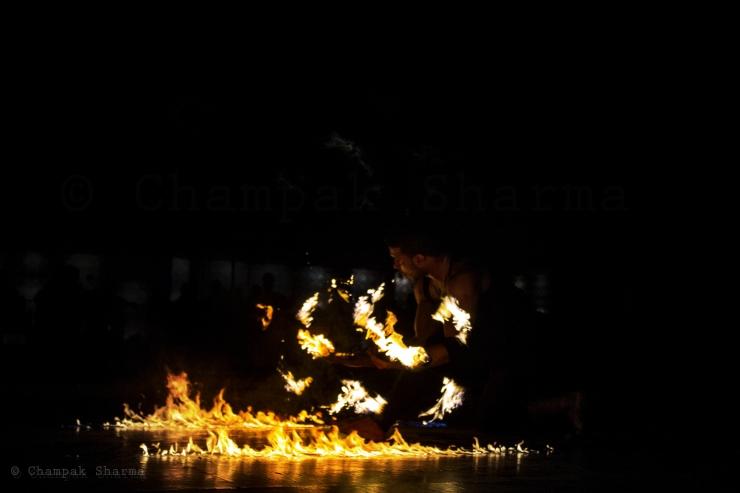 My playmate Fire
