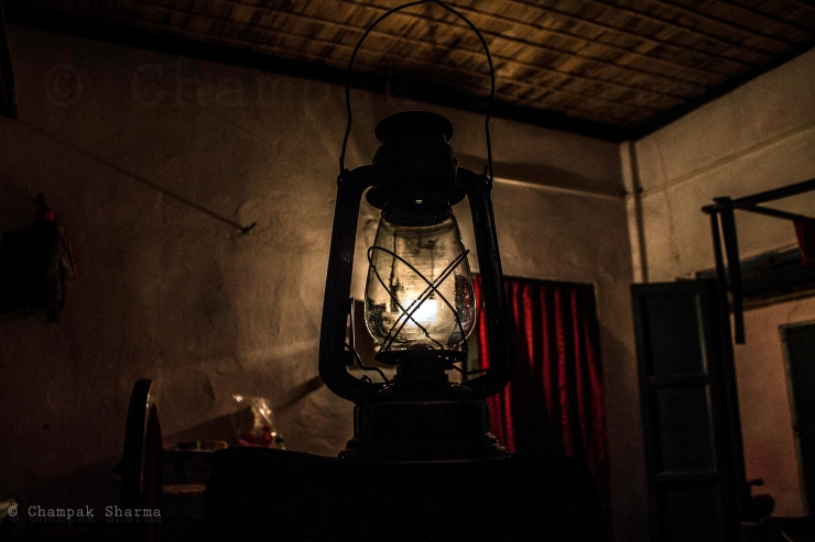 Light SOurce infront of Camera_Retired Lamp